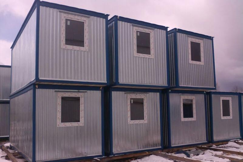 Аренда блок-контейнеров в Москве и Московской области от 7000 руб./месяц