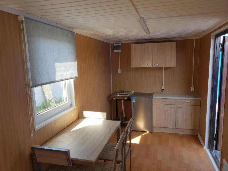где взять мебель для бытовки в Москве
